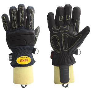 Vatrogasne rukavice Asko DEFENDER - kratka tkana manžeta