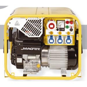 Elektroagregat Mag-motoren 122SL, 5kVA