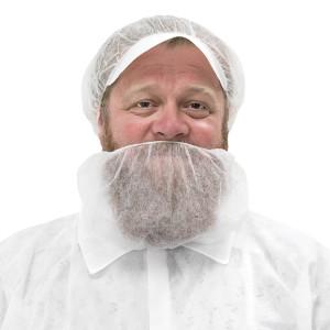 Zaštitno pokrivalo za bradu Granberg 210.0021, 1000 kom