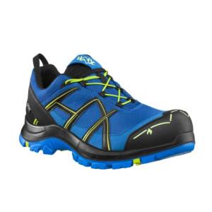 Zaštitne cipele Haix BLACK EAGLE SAFETY 40.1 Low - blue/citrus