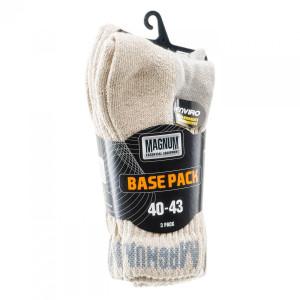 Čarape Magnum BASE PACK - desert, 3 kom