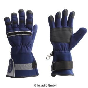 Vatrogasne rukavice za mladež Asko FIRE KEEPER Junior - duga manžeta