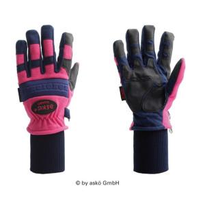 Tehničke rukavice protiv rezanja Asko GUARD - kratka tkana manžeta - ŽENSKI MODEL
