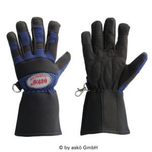 Vatrogasne rukavice za mladež Asko YOUTH - duga manžeta