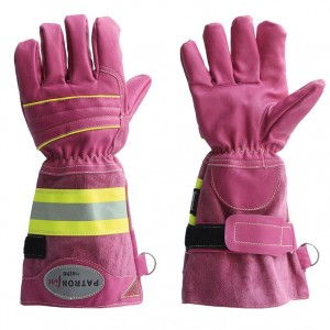 Vatrogasne rukavice Asko PATRON FIRE – duga manžeta - ZA ŽENE