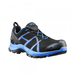 Zaštitne cipele Haix BLACK EAGLE SAFETY 40 Low - black/blue