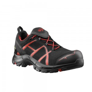 Zaštitne cipele Haix BLACK EAGLE SAFETY 40 Low - black/red