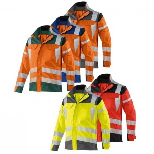 Radna jakna Kubler REFLECTIQ PPE 2