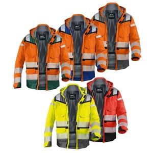 Radna jakna Kubler REFLECTIQ SYMPATEX® PPE 2
