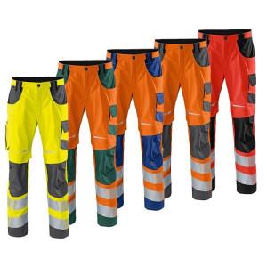 Radne hlače Kubler REFLECTIQ PPE 2