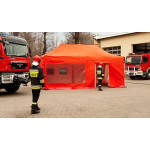 Vatrogasni šator Lubawa 3x3