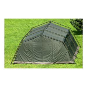 Šator s terasom Lubawa 6x6
