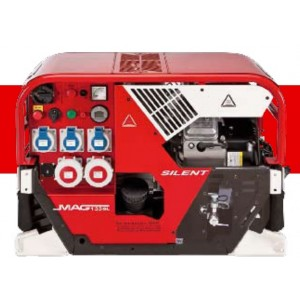 Elektroagregat Mag-motoren 133SL, 8kVA