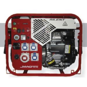 Elektroagregat Mag-motoren 135SL, 8kVA