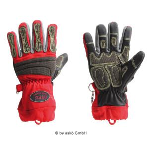 Tehničke rukavice Asko DEER SKIN PRO - kratka manžeta