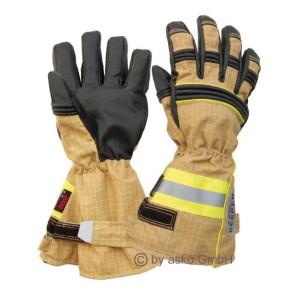 Vatrogasne rukavice Asko FIRE KEEPER PBI MATRIX - duga manžeta