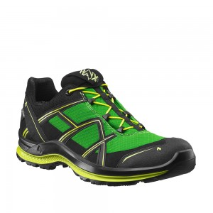 Cipele Haix BLACK EAGLE ADVENTURE 2.1 GTX low/black-poison