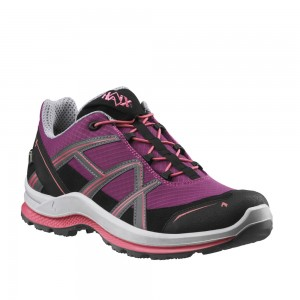 Cipele Haix BLACK EAGLE ADVENTURE 2.1 GTX Ws low/purple-rose
