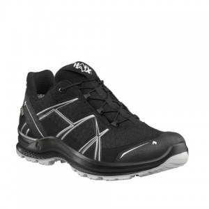 Cipele Haix BLACK EAGLE ADVENTURE 2.2 GTX black-silver