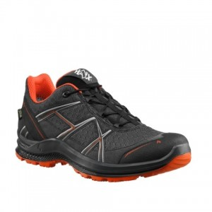 Cipele Haix BLACK EAGLE ADVENTURE 2.2 GTX graphite-orange