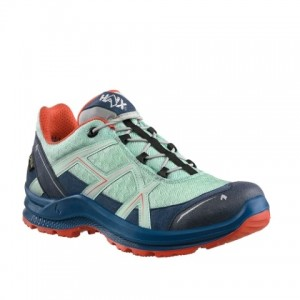 Cipele Haix BLACK EAGLE ADVENTURE 2.2 GTX Ws low/sky-orange-OUTLET