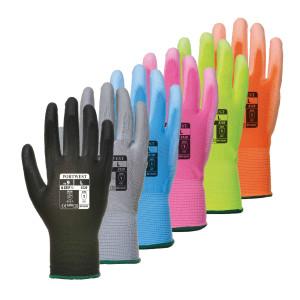 Zaštitne rukavice s PU dlanom Portwest A120